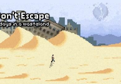 Takiego postapo jeszcze nie widzieliście! Don't Escape: 4 Days in a Wasteland – recenzja [PC]