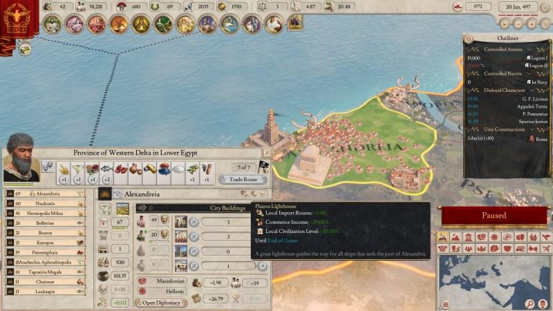 imperator rome recenzja