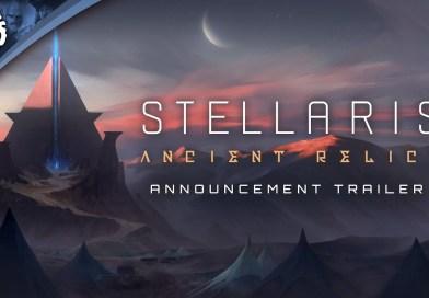 Stellaris: Ancient Relics Story Pack ogłoszone!