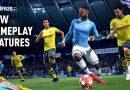 Eden Hazard i Virgil van Dijk na okładce FIFA 20