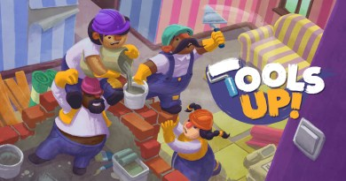 Tools Up! recenzja