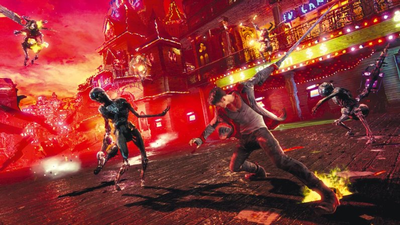 DmC; Devil May Cry