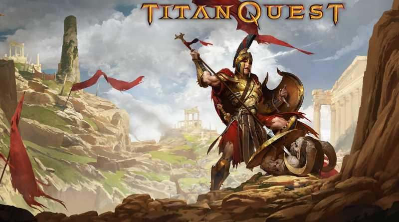 TitanQuest. Czyli jak stara gra może wciąż bawić?- recenzja po latach [PC]