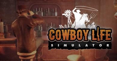Cowboy Life Simulator – życie kowboja na pierwszym zwiastunie