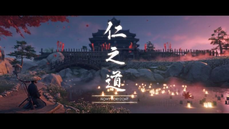 ghost of tsushima recenzja
