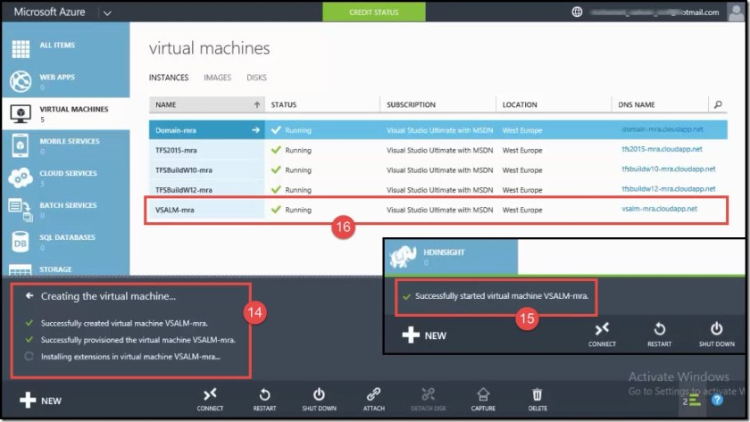 How to Upload a Virtual Machine to the Cloud for Microsoft