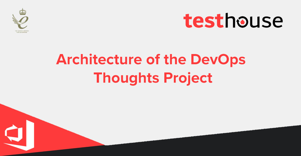 Architecture of the DevOpsThoughts Project