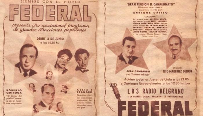 Jabón Federal