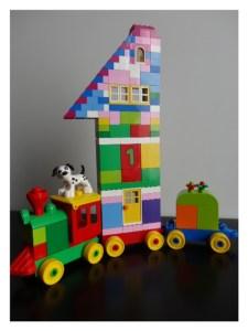 Lego Duplo compatible