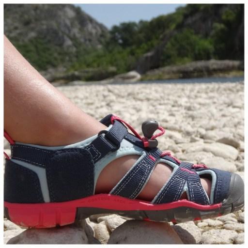 Chaussures Keen randonnée waterproof