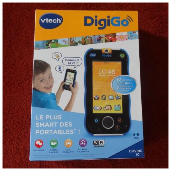 Digigo le smartphone Vetch