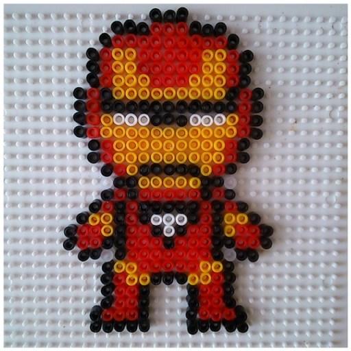 Iron man perle repasser ikea