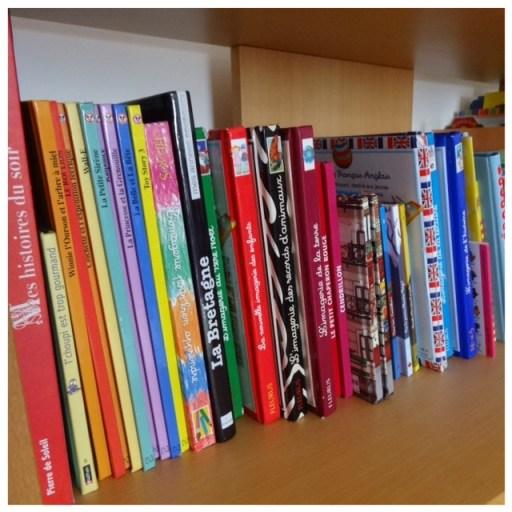 Bibliothèque envie de lire