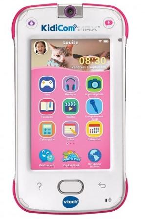 Le téléphone portable pour enfant KidiCom Max de Vtech
