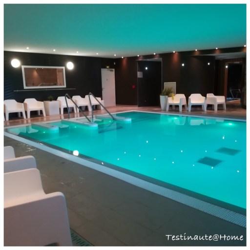 piscine aquasensoriel de vital Spa