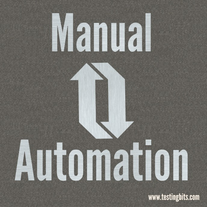 Manual to automation