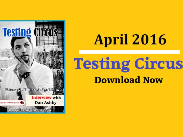 Testing Magazine – Current & Past Monthly Editions