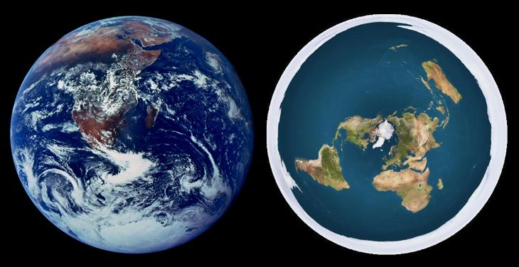 Afbeeldingsresultaat voor robskiba flat earth