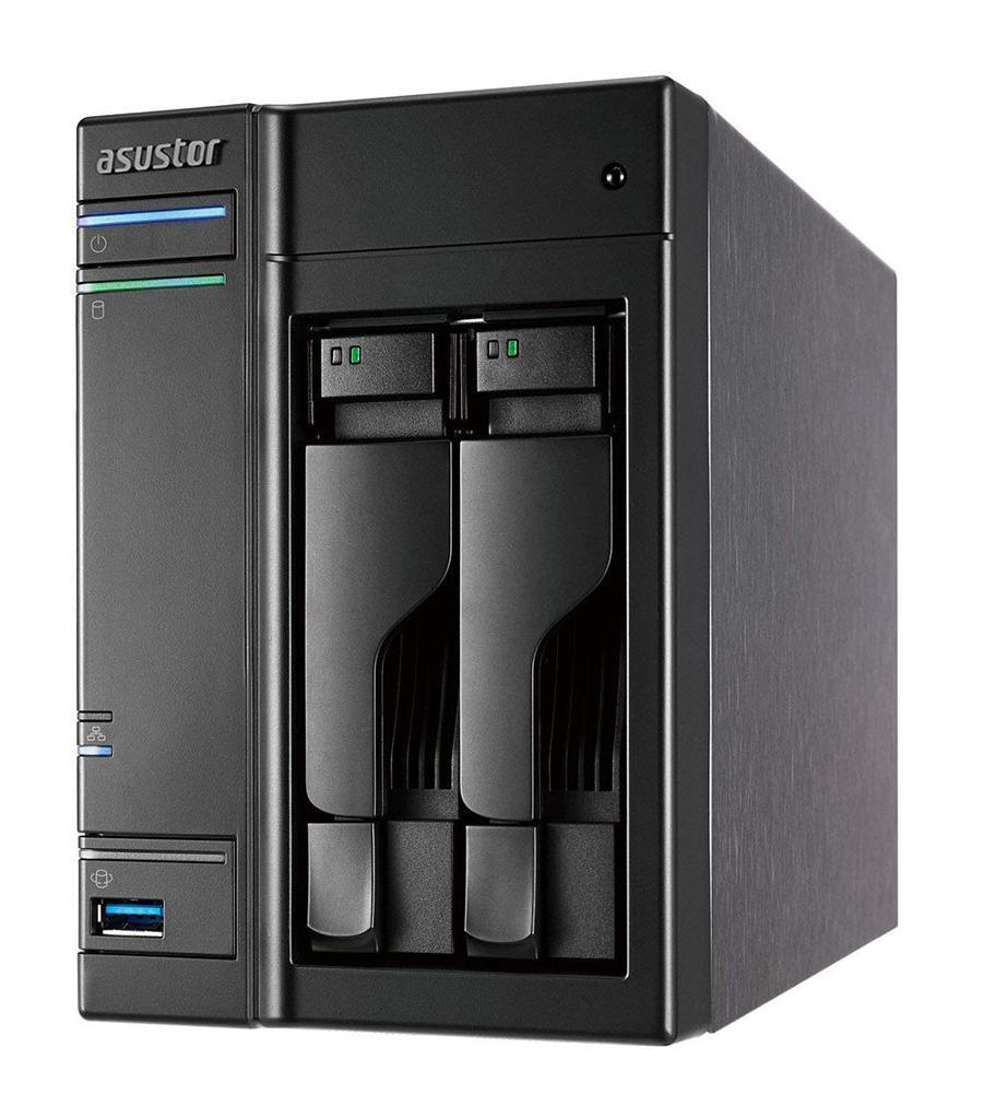 Asustor AS-302T Serveur NAS USB 2.0