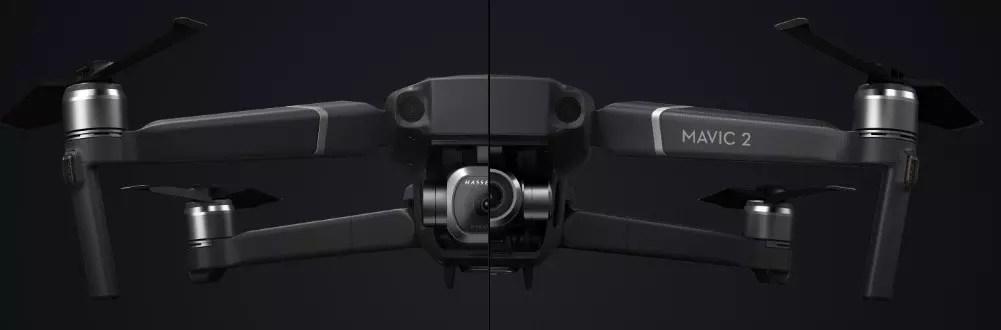 Diferencia DJI Drone Mavic 2 Pro y DJI Drone