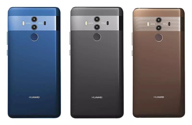 Huawei Mate 10 Pro 4G desbloqueado teléfono inteligente móvil