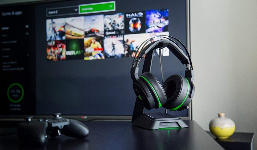 Razer Thresher Ultimate - Casque Gaming Headset Sans Fil pour Xbox One