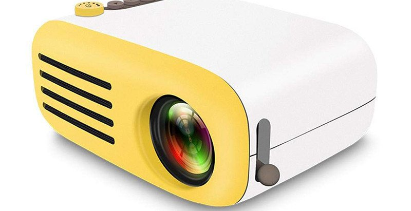 Teepao Mini Vidéo Projecteur