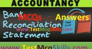 Bank-reconciliation-statement-MCQs-with-Answers