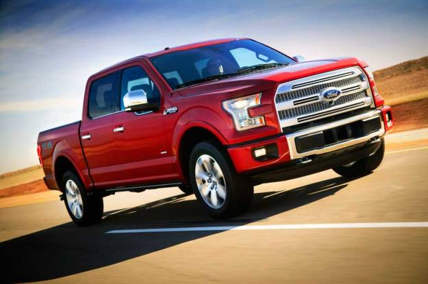 2015-Ford-F150-Driving