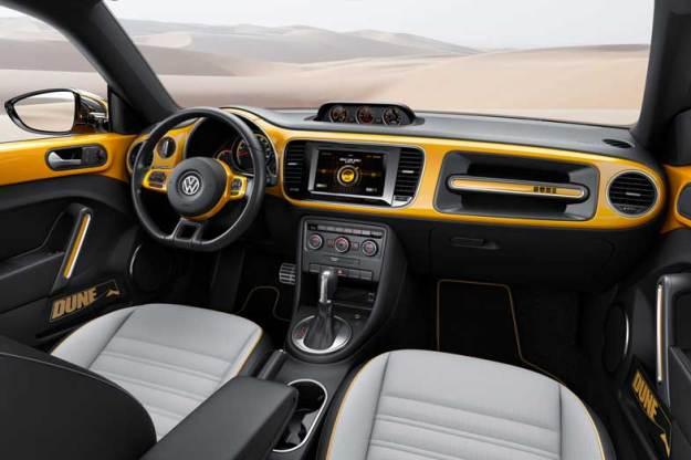 Volkswagen-Bettle-Dune-Interior-