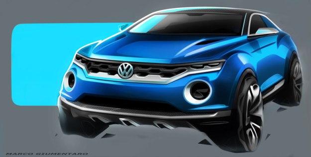 Volkswagen-T-ROC-Driver-Front