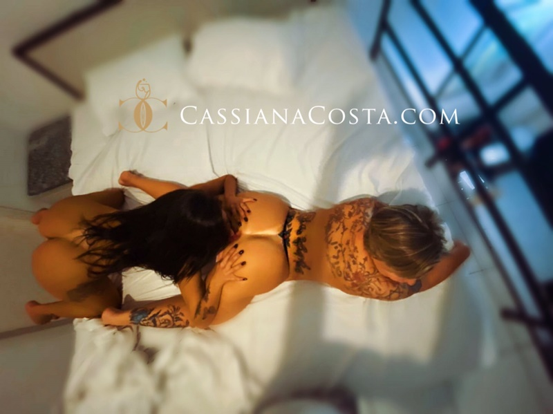 Testosterona Entrevista -  Cassiana Costa
