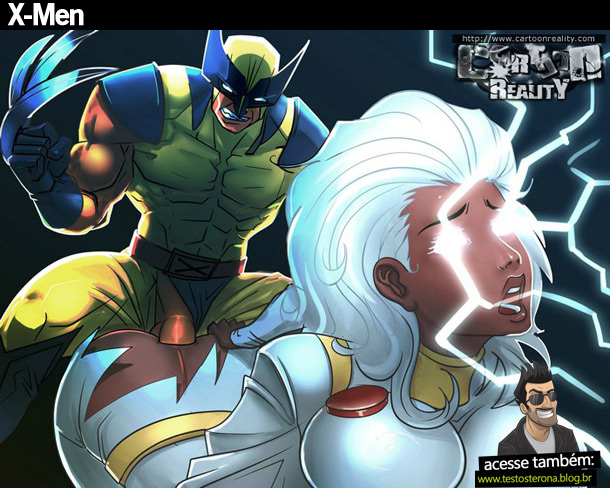 X-Men sexo
