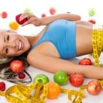 Como lidar com uma mulher de dieta
