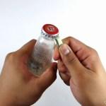 Abrindo garrafas de cerveja de diferentes formas