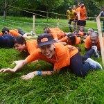 Corrida de obstáculos é coisa pra macho (e mulher)