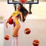 Valentina Vignali a jogadora de basquete mais sexy do mundo