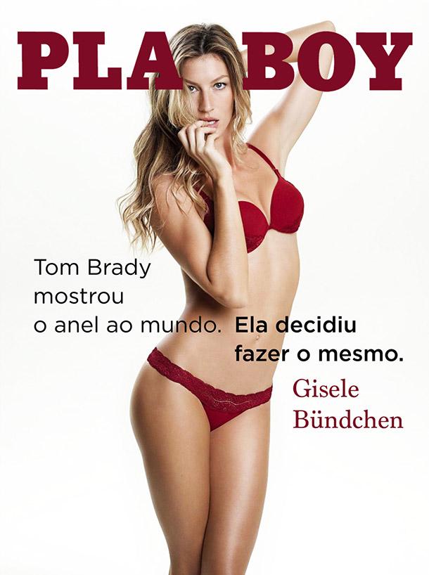 Gisele Bundchen - Playboy
