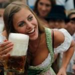 Mulher também gosta de cerveja [vídeo]