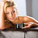 Mulher fica nua em shopping após recusa do namorado em comprar iphone 6s pra ela