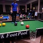 Você conhece o UK Foot Pool? O novo esporte inventado pelos ingleses