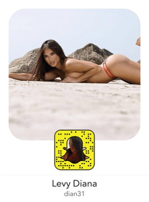 levy-diana-snapchat-snapcode-sexy
