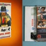 Um maluco recriou filmes atuais no formato das antigas capas de VHS