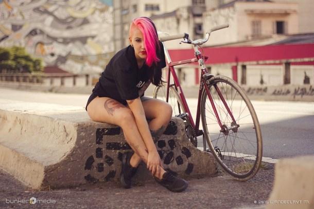 Model: Mila Spook ; Photo: Wandeclayt M.