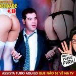 Teste de FUdelidade: site pornô brasileiro faz paródia com programa de humor