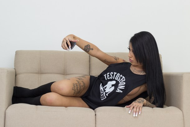 Luana Guedes - Testosterona - 0024