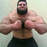 O Incrível Hulk existe e é iraniano