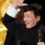 Cinco décadas e 200 filmes depois, Jackie Chan finalmente recebeu um Oscar