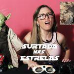 Pornstar Isabella Martins joga Battlefront enquanto é estimulada