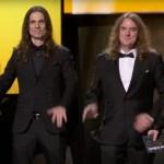Megadeth ganha Grammy, mas organização toca Master of Puppets na hora de anunciar o prêmio
